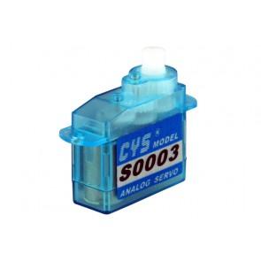 CYS-S0003 • Analog • Standard • Kunststoffgehäuse • Kunststoffgetriebe