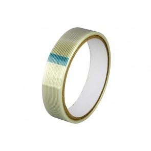 Scharnierband transp. 20mm