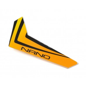 Blade Nano CP S: Blade Heckfinne vertikal BLH2404