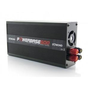 DYMOND Powerbase 500W Netzteil 33A 15V