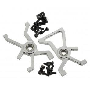 Lagerblöcke, Aluminium (2 Stk) - Blade 270 CFX