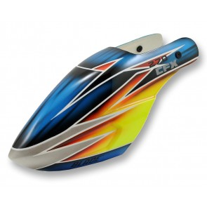 GFK-Haube Petrol - Blade 270 CFX
