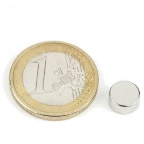 Scheiben-Magnete 8x3