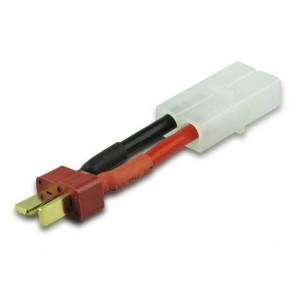 Adapter T Stecker / E-flite TAMIYA Buchse Yuki