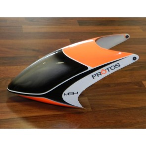 Protos 500 - Protos Kabinenhaube FG MSH51078# MSH