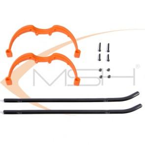 Protos 500 - Landegestell orange MSH51134# MSH