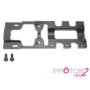 Protos Max V2 - Frame rear plate MSH71017# MSH