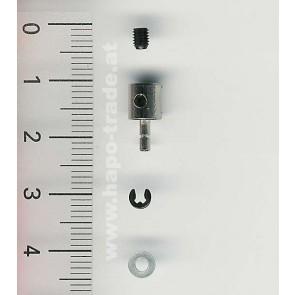 Gestängeanschluß 6mm 2 St. EMax