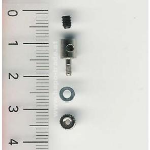 Gestängeanschluß 5mm 2 St. EMax
