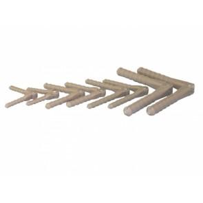 Stiftscharniere 2,6 x 36mm  Jamara