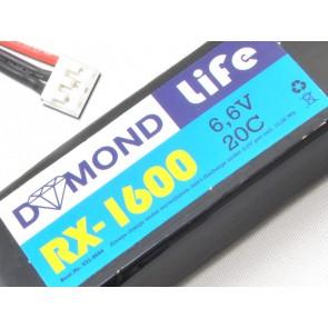 DYMOND LIFE RX-1600 2S (6,6V) 20C