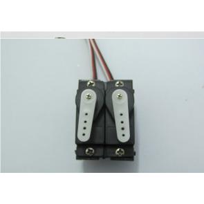 Servo Block (2 Servos) MT400 (Monstertronic) MT400-013 Monstertronic