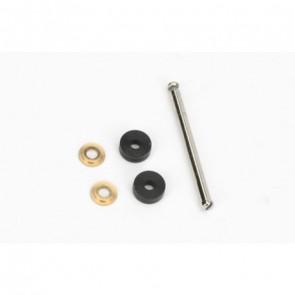 Blatthalterwelle mit O-Ringen, Lagern Zubehör: mCP X BLH3513 Blade