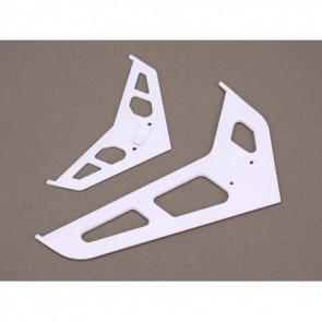 Blade Leitwerk / Heckfinne, weiss: B450 BLH1672 Blade