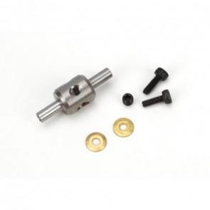 Blade 450 Aluminum Tail Rotor Hub Set: B450 BLH1669 Blade