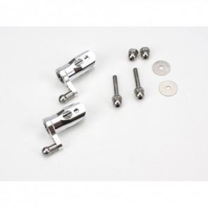 Blade 450 Blatthalterset Heckrotor Aluminium BLH1670A Blade