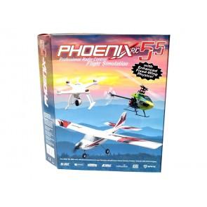 PHOENIX RC Flugsimulator 5.5 von Spektrum RTM5500