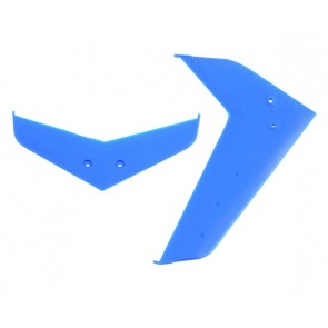 Blade 400 Leitwerke, blau - EFLH1472B  Eflite