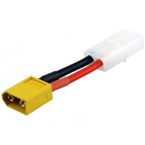 Adapter XT60 Stecker / E-flite TAMIYA Stecker