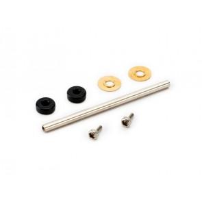 Blade 130X : Spindel m. Lager u. O-Ringen BLH3712 Blade