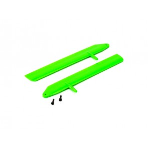 Blade 130X: Blade Fast Flight Hauptrotorblätter Set Grün BLH3715GR Blade