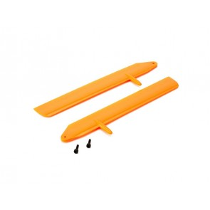 Blade 130X: Blade Fast Flight Hauptrotorblätter Set Orange BLH3715OR Blade