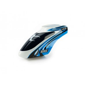 Blade 130X :Blue/ White Option Canopy BLH3722A Blade