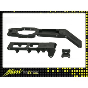 Protos 450 - Carbon frame - Plastic parts MSH41091# MSH
