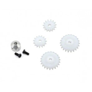 Blade 130X Rear Tail Gear Set & Collar BLH3736 Blade
