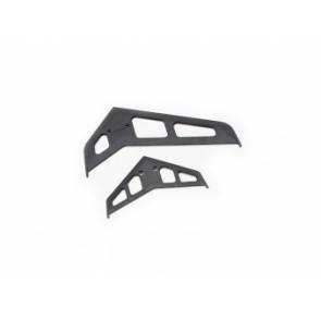 Blade 500 3D Leitwerksfinnenset schwarz BLH1872B Blade