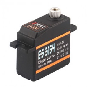 Digital-Servo ES3154 (17g) (Emax)  EMax