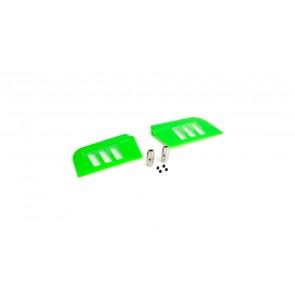 Blade 500 3D Paddelset Grün BLH1828GR Blade
