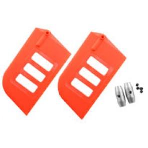Blade 500 3D Paddelset Orange BLH1828OR Blade