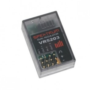 Spektrum Dual Regulator 5203 SPMVR5203