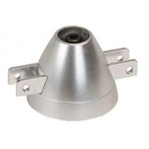 Alu Spinner Turbo 50 x 8 x 4 mm (Graupner) Graupner