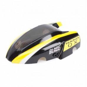 Blade Nano QX:  Kabinenhaube  Gelb BLH7614A Blade