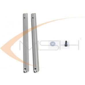 Protos 500 - Hauptrotorwellen hohl 2x MSH51004-1# MSH