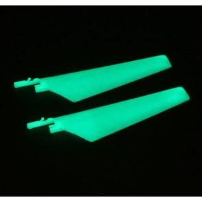 Blade mCX oberer Rotorblätter Leuchteffekt - EFLH2221GL  Eflite