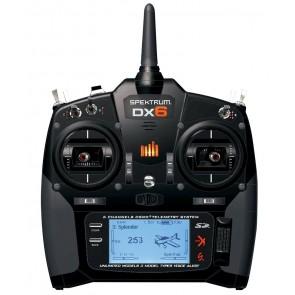 Solosender* Spektrum DX6 V2 DSM X - SPMR6750