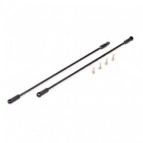 Blade 200 SR X: Heckrohhalter / Stütze BLH2016 Blade