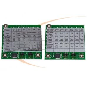 Protos 450 - Reglerprogramierkarte MSH51320# MSH