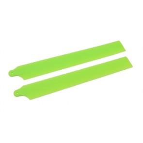 KBDD Hauptrotorblätter (grün) KBDD5202#