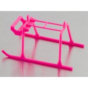 Kufengestell und Akkuhalter: mCP X (pink) KBDD5085#