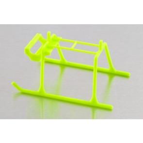 Kufengestell und Akkuhalter: mCP X (neon grün) KBDD5082#