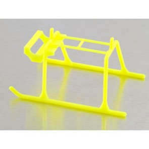 Kufengestell und Akkuhalter: mCP X (neon gelb) KBDD5081#