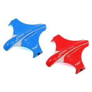 Blade Inductrix: Kabinenhauben rot & blau Blade