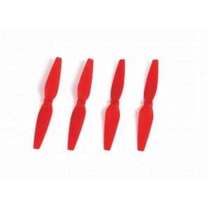 Graupner Luftschraube 3D-Prop 6 x 3 Zoll - 2 Paar, Rot
