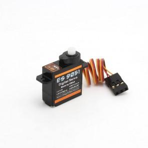 Digital-Servo ES9051 - 4.3g (Emax)  EMax