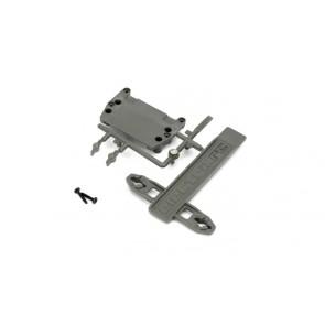 ECX Electrix-Akkuhalter m. Reglerplatte