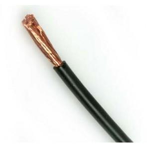 Kabel Silikon schwarz 4qmm